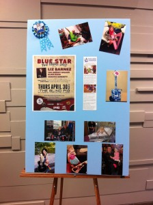 Through April 2015, RE/MAX Advanced is collecting musical instruments and monetary donations for Blue Star Connection.