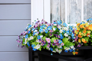 Install Window Boxes - 8 Budget Friendly Curb Appeal Ideas Done in a Day