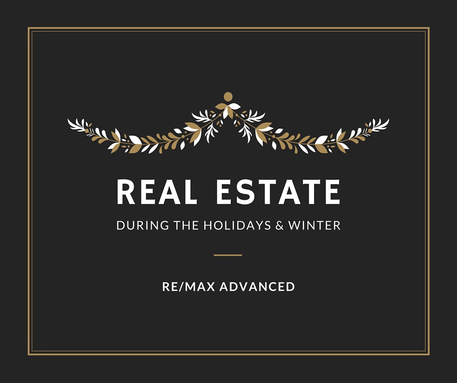 Real Estate During the Holidays